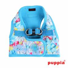 Spring Garden Dog Harness Vest by Puppia - Sky Blue