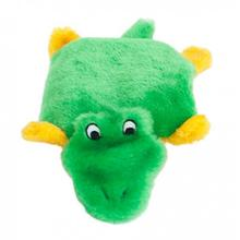 Squeakie Pad Dog Toy - Alligator