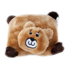 Squeakie Pad Dog Toy - Bear