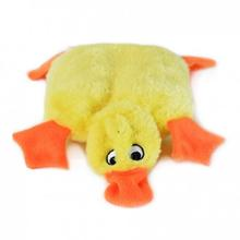 Squeakie Pad Dog Toy - Duck