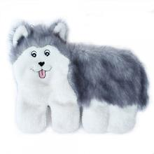 Squeakie Pups Dog Toy - Husky