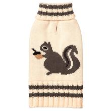 fabdog® Squirrel Camel Dog Sweater