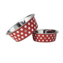 St. Barts Stainless Steel Dog Bowl