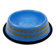 Star Trek Uniform Dog Bowl - Blue