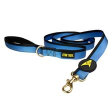 Star Trek Uniform Dog Leash - Blue