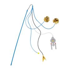 Star Trek USS Enterprise Teaser Cat Toy