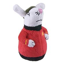 Star Trek Wobble Mouse Cat Toy - Red Shirt