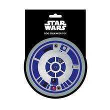 Star Wars R2D2 Head Dog Toy by Buckle-Down