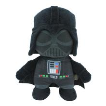 Star Wars Plush Flattie Dog Toy - Darth Vader