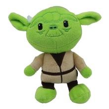 Star Wars Plush Flattie Dog Toy - Yoda