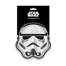 Star Wars Stormtrooper Head Dog Toy by Buckle-Down