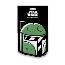 Star Wars Boba Fett Head Dog Toy by Buckle-Down