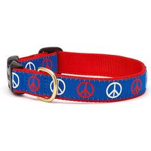 Peace Dog Collar by Up Country