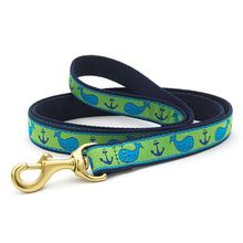 Whale Dog Leash by Up Country