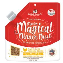 Stella & Chewy's Marie's Magical Dinner Dust Powdered Dog Food Topper - Chicken