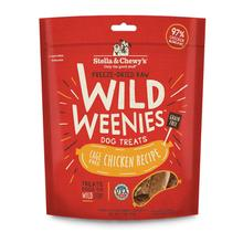 Stella & Chewy's Wild Weenies Freeze-Dried Raw Dog Treats - Chicken