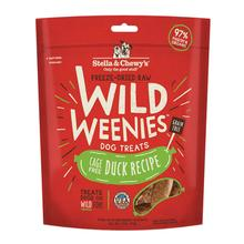 Stella & Chewy's Wild Weenies Freeze-Dried Raw Dog Treats - Duck