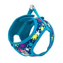 Step-in Cirque Dog Harness - Splatter