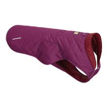 Stumptown Dog Jacket by RuffWear - Larkspur Purple
