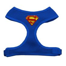 Super Hero Chipper Dog Harness - Blue
