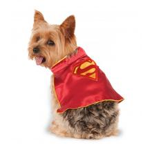 Supergirl Cape Dog Costume