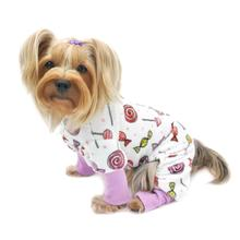 Sweet Candies Ultra Soft Dog Pajamas by Klippo