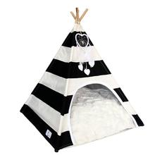 Sweet Dreams Teepee Dog Bed by Hello Doggie