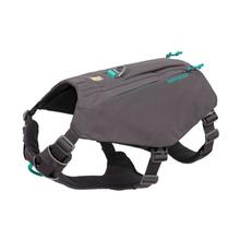 Switchbak Dog Harness by RuffWear - Granite Gray