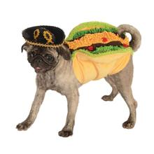 Taco Dog Costume by Rubies
