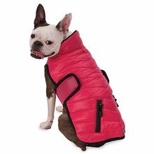 Tahoe Puffer Dog Coat - Hot Pink