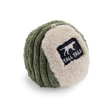 Tall Tails Ball Dog Toy - Sage and Cream