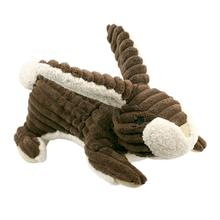 Tall Tails Plush Rabbit Dog Toy with Squeaker - 9