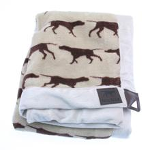 Tall Tails Iconic Fleece Dog Blanket - Tan