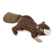 Tall Tails Plush Squirrel Dog Toy with Squeaker -12