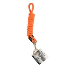 Tall Tails Rope Dog Leash - Orange