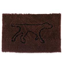 Tall Tails Wet Paws Absorbent Dog Mat - Brown
