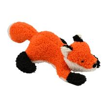 Tall Tails Woodland Character Squeaker Dog Toy - Fox