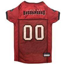 Tampa Bay Buccaneers Officially Licensed Dog Jersey  by Pets First