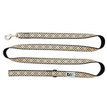 Tartan Dog Leash by RC Pet - Tan