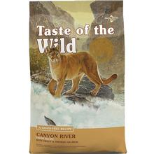 Taste of the Wild Canyon River Cat Food