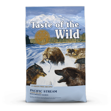 Taste of the Wild Pacific Stream Dog Food - Smoked Salmon
