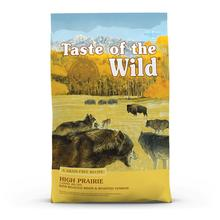Taste of the Wild High Prairie Dog Food - Bison & Venison