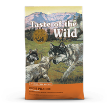 Taste of the Wild High Prairie Puppy Dog Food - Bison & Venison