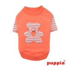 Teddy Dog Sweatshirt by Puppia - Orange