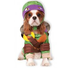 Teenage Mutant Ninja Turtle Dog Costume - Donatello