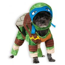 Teenage Mutant Ninja Turtle Dog Costume - Leonardo