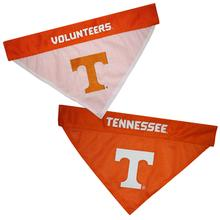 Tennessee Volunteers Reversible Dog Bandana Collar Slider