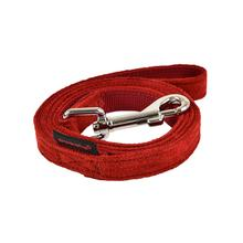 Terry Dog Leash By Puppia - Wine