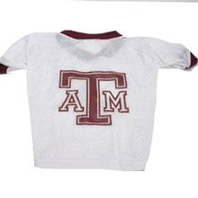 Texas A&M Dog Jersey - White