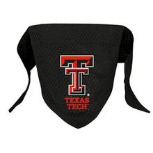 Texas Tech Mesh Dog Bandana